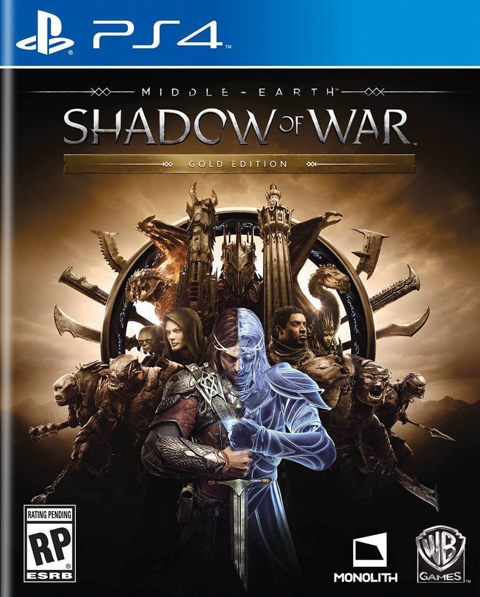 L'ombre De La Guerre 3 : l'ombre, guerre, Image, Middle-Earth-Shadow-of-War_La-Terre-du-Milieu-L'ombre, -de-la-Guerre_26-02-2017_jaquette-cover-3, GAMERGEN.COM