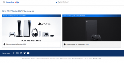 Update Ps5 Xbox Series X The Prices Of Consoles And Accessories Revealed Unintentionally By A Supermarket World Today News