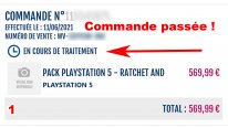 [HOT] : PS5: Micromania storniert Bestellungen für das Paket mit Ratchet & Clank: Rift Apart, die auf seiner Website platziert und validiert wurden