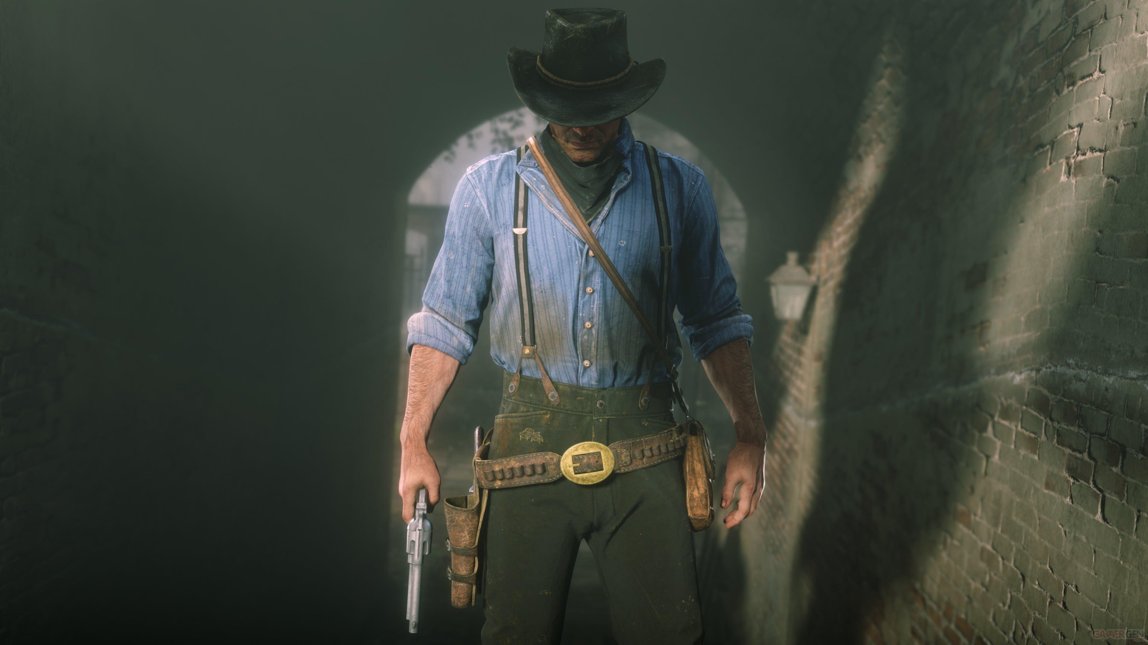 Red Dead Redemption 2 : Rockstar s'excuse officiellement pour la version PC. un patch imminent pour corriger des problèmes de framerate ...