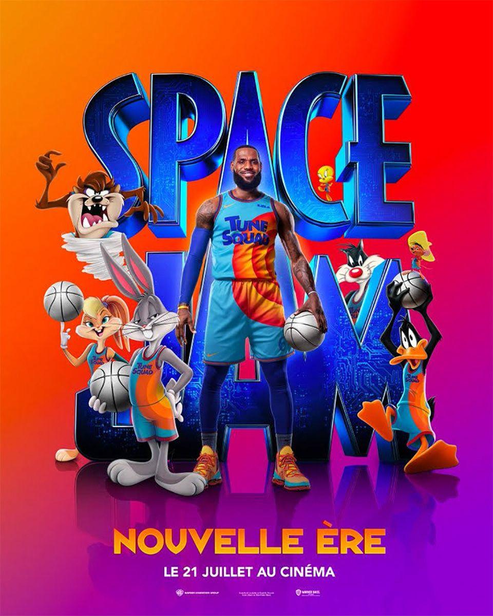 Space Jam : Nouvelle ère - comment voir Space Jam 2 sur TCHEYA