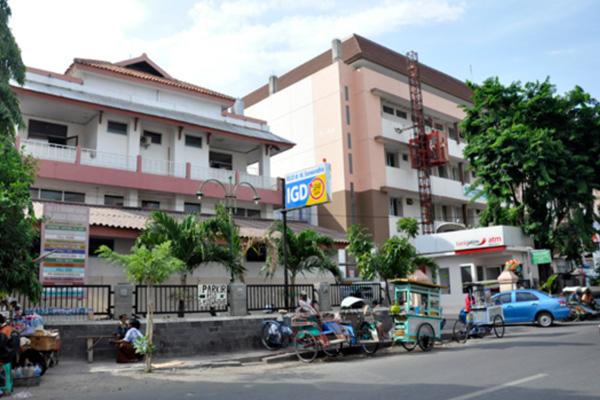 GN/Istimewa Sebagian warga Surabaya di daerah Waru Gunung dan Gunung Anyar masih butuh rumah sakit.