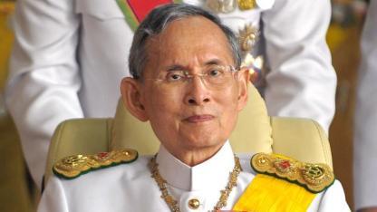 Raja Thailand Bhumibol Adulyadej,