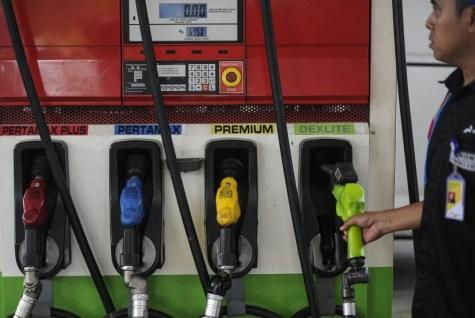 PT. Pertamina (Persero) memberlakukan kenaikan harga tiga bahan bakar khusus.