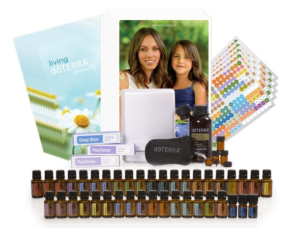 Essential oils home business