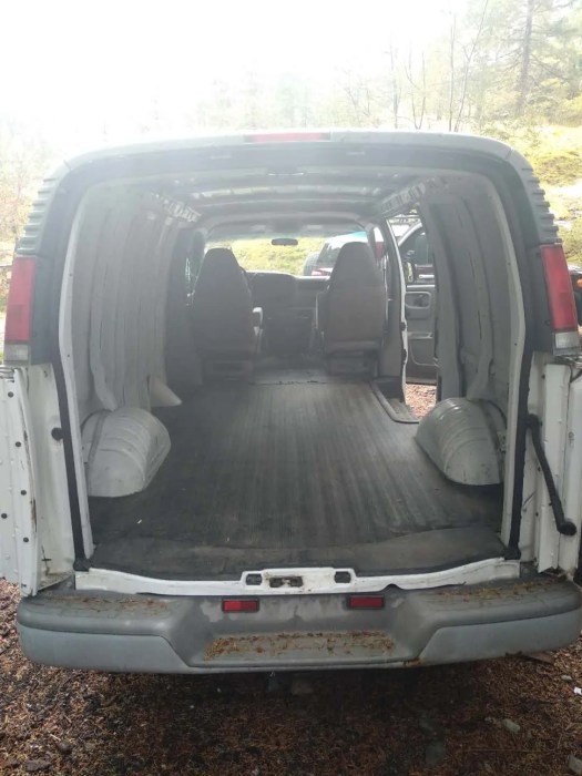 van conversion how to guide