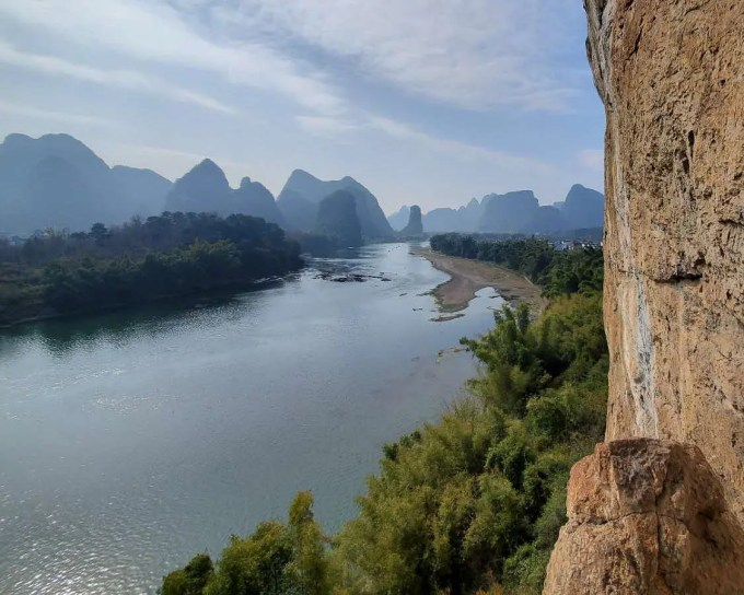 getting to Yangshuo from Guilin