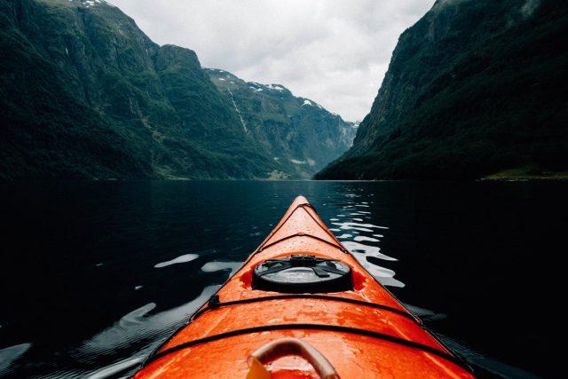 best sea kayaking locations