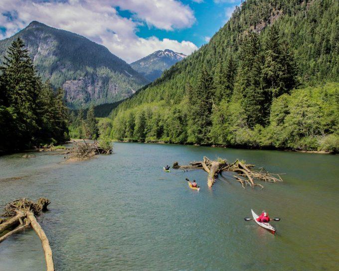 worlds best sea kayak locations