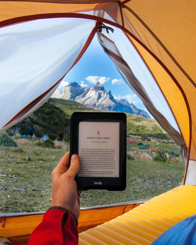 books about mountain adventures camping