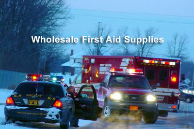 Wholesale First Aid Supplies and Products