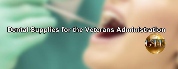 Dental Supplies the the Veterans Administration