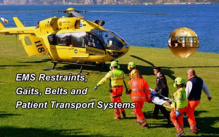 EMS Restraints and Gaits at GTE