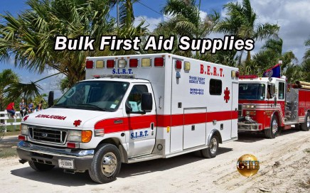 Bulk First Aid Supplies