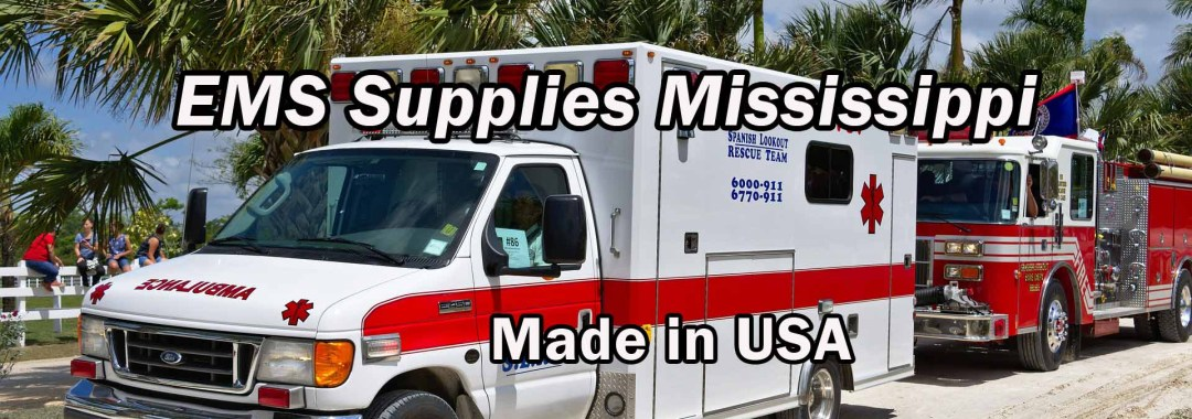 EMS Supplies Mississippi
