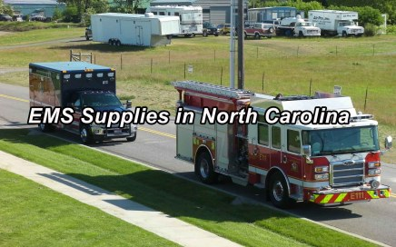 EMS Supplies in North Carolina