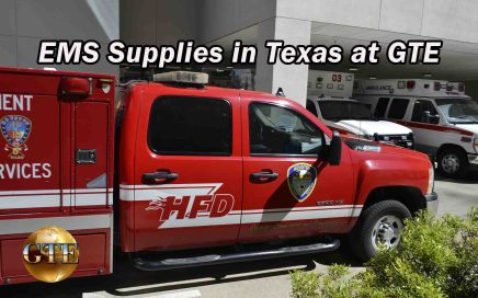 EMS Supplies in Texas at GTE