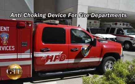 Anti Choking Device For Fire Departments