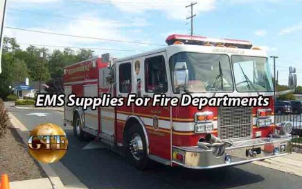 EMS Supplies For Fire Departments