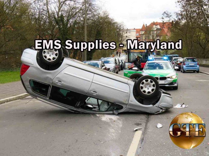 EMS Supplies - Maryland