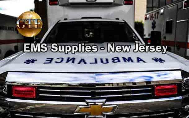 EMS Supplies - New Jersey