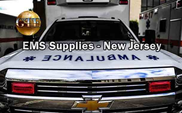 EMS Supplies - New Jersey