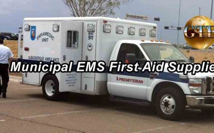 Municipal EMS First Aid Supplies