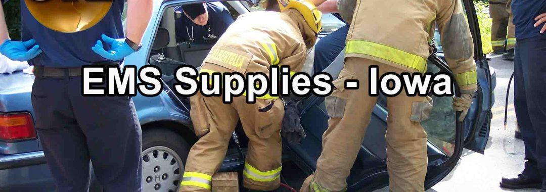EMS Supplies - Iowa
