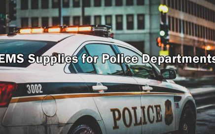 EMS Supplies for Police Departments