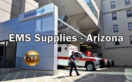 EMS Supplies - Arizona