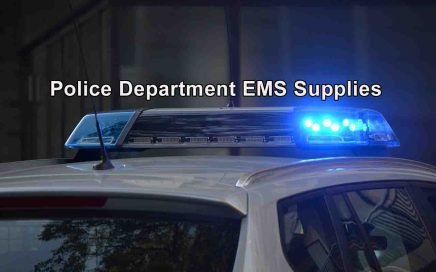 Police Department EMS Supplies