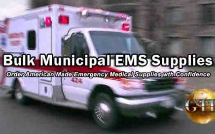 Bulk Municipal EMS Supplies