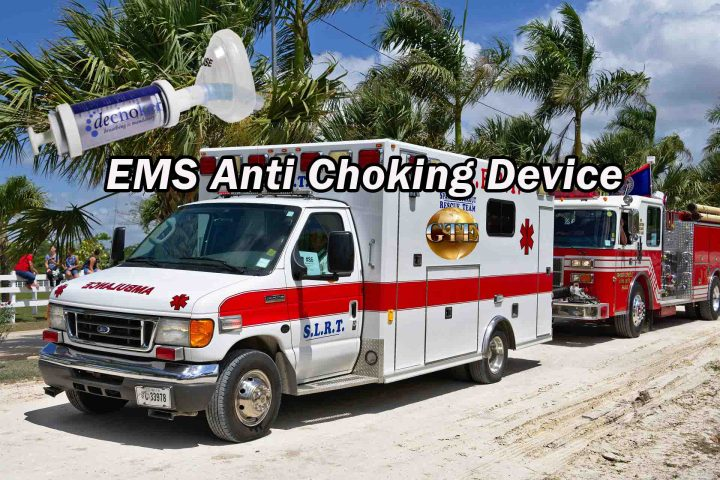 EMS Anti Choking Device