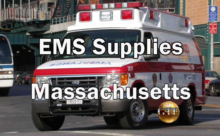 EMS Supplies - Massachusetts