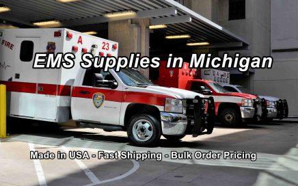 EMS Supplies - Michigan