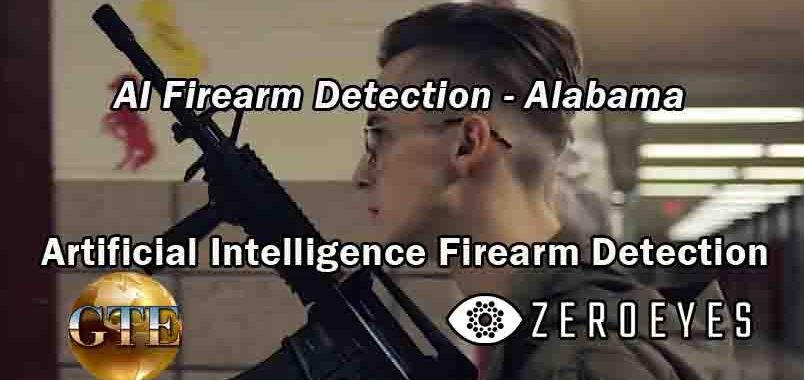 AI Firearm Detection - Alabama School Security