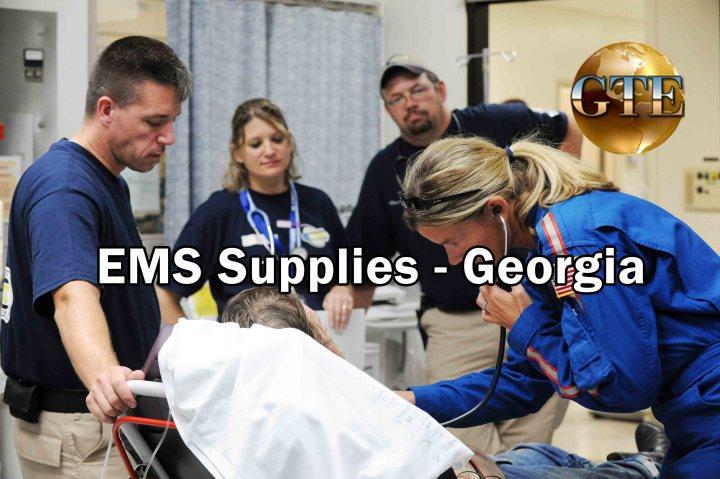 Municipal EMS Supplies - Georgia