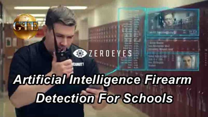 Artificial Intelligence Firearm Detection For Schools