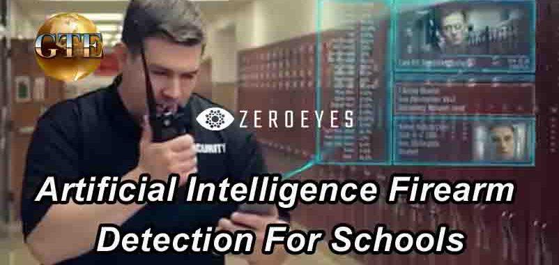 Artificial Intelligence Firearm Detection For Schools