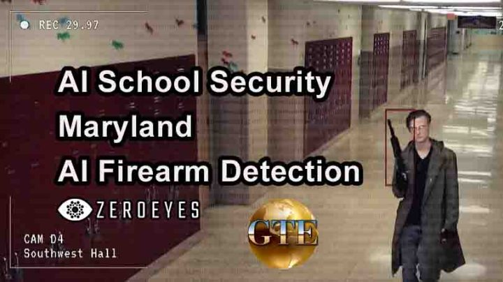 AI School Security - Maryland Firearm Detection
