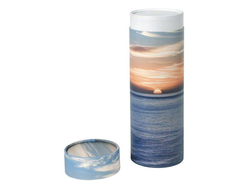 Scatter Tube ashes scattering urn container. Petributes are the creators of the original Scattering Tubes in the widest range of sizes and designs available. Bespoke and branded designs by arrangement