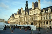 Hotel De Ville City Hall Public Buildings