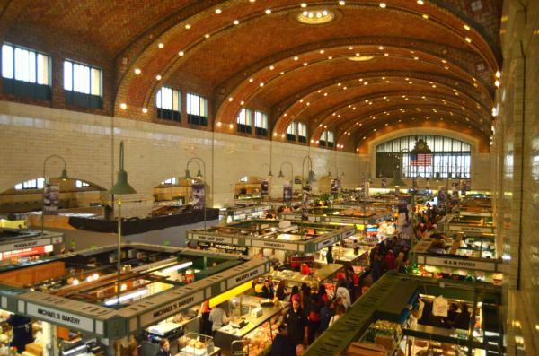 West Side Market Public Markets