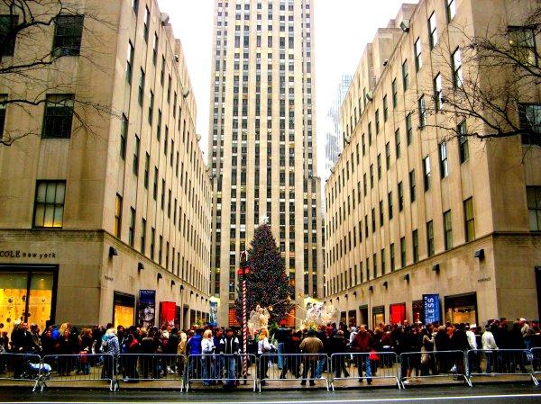 Rockefeller Center Parks