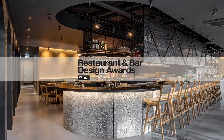 Restaurant and Bar Design Award  Obic Mozzarella Bar