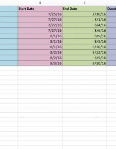 Prepare the worksheet for your gantt chart also how to make  in minutes or less teamgantt rh