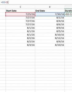 This is  simple formula in case it    dd  if you started different cells your worksheet ll need to adjust accordingly also how make gantt chart minutes or less teamgantt rh
