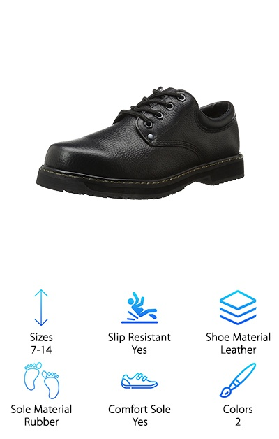 Best Slip Resistant Work Shoes