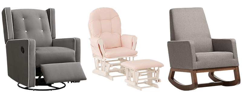 Best Nursery Chairs  Review  Top 10 Picks