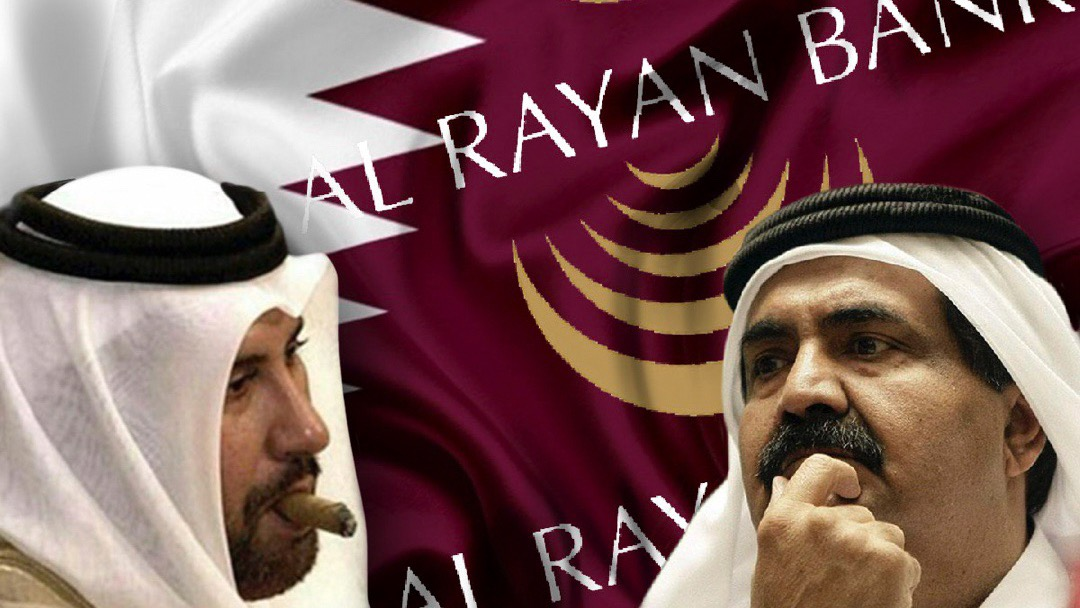Five members of the Qatari princely family involved in the financing of terrorism